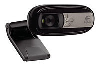 Веб-камера Logitech WebCam C170 USB (960-000760) Black