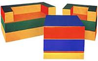 Детский игровой набор «Мебель-трансформер»