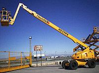 Аренда подъёмника телескопического самоходного 25 метров Haulotte H25TPX, фото 1