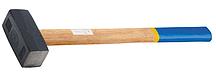 Кувалда кованая с деревянной рукояткой 5000 гр. 10932 (002)