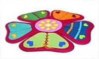 Детское дидактическое пособие «Аленький цветок»