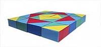 Детский игровой набор «Кубик-мозаика»