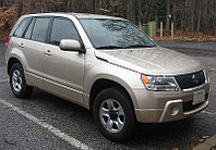 Защита КПП Suzuki Grand Vitara III  all 2005-