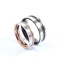 """Парные кольца для влюбленных """"Трепетные чувства""""*"""