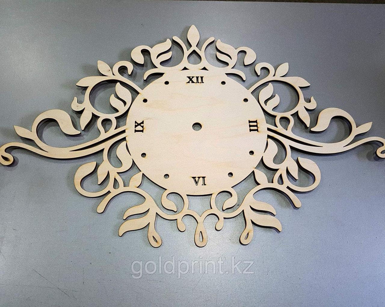 Заготовки для часов из фанеры в наличии и на заказ