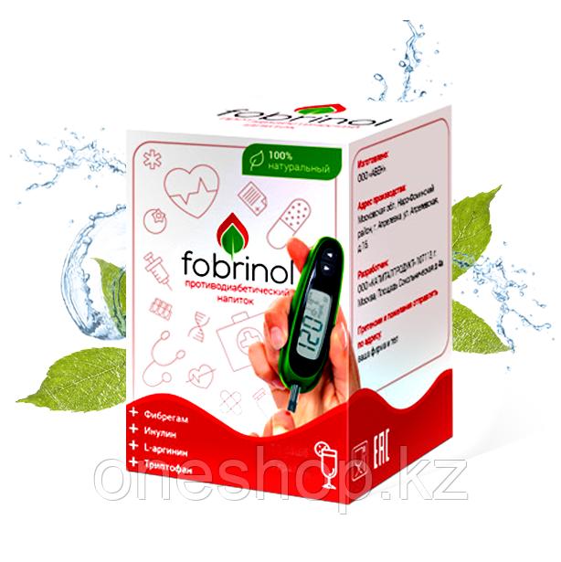 Напиток от диабета Fobrinol (Фобринол)