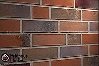 """Клинкерная плитка """"Feldhaus Klinker"""" для фасада и интерьера R580 salina carmesi colori, фото 1"""