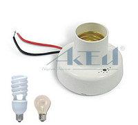 Патрон энергосберегающий СА-20 оптико-акустический для ламп накаливания