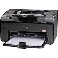 HP LaserJet Pro P1102w (А4) 600dpi, 18ppm, 8Mb, 266Mhz, USB 2.0, WiFi , ePrint,  tray 150 page, Duty cycle – 5