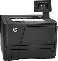 HP LaserJet Pro 400 M401dn (А4) 1200 dpi, 33 ppm, 256MB, 800Mhz, USB + Ethernet, ePrint, AirPrint, tray 50+250