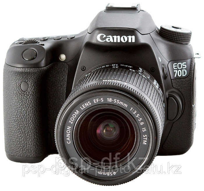 CANON EOS 70D KIT(18-135 IS STM) - PSP DIgital Photo+ в Алматы