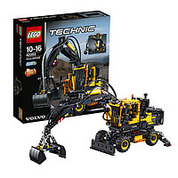 Lego Technic Экскаватор Volvo EW 160E 42053