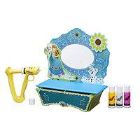 """Игровой набор для творчества """"Стильный туалетный столик Холодное Сердце"""""""