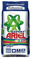 Professional Ariel Color Expert 15 кг