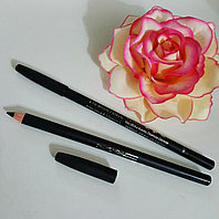 Карандаш для глаз и бровей МАС EYE-BROW PENCIL, черный