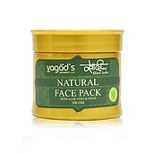Маска для лица Кхади Алоэ Вера и Ним (vagads KHADI Face Pack with aloe vera & neem) 100мл