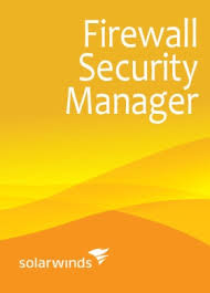 SolarWinds Firewall Security Manager