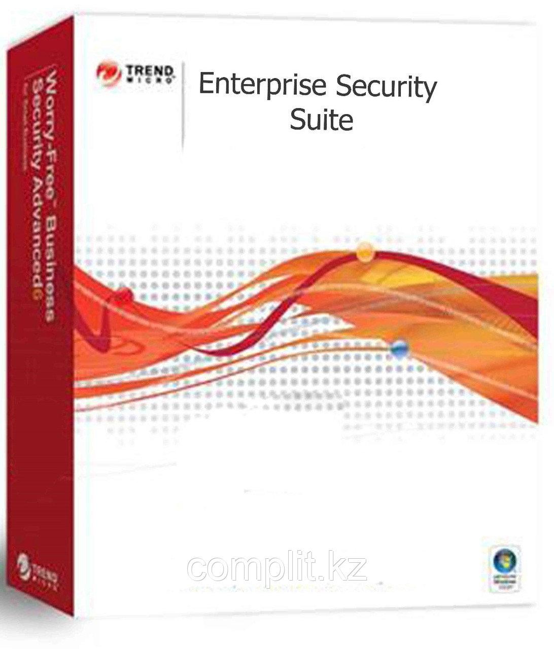 Тrend Micro Enterprise Security Suite