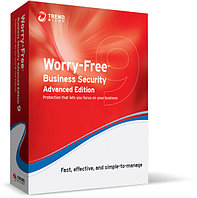 Trend Micro Worry-Free Business Security Advanced, фото 1