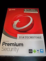 Trend Micro Maximum Security Premium 2016