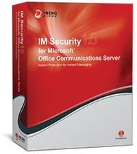 IM Security для Microsoft Office Communications Server