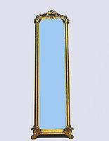 Напольное зеркало в рамке