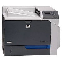 HP  Color LaserJet CP4525n (A4) 1200 dpi, 40 ppm, 512MB, 800Mhz, 100+500 tray, USB+Ethernet+EIO, Duty cycle 12