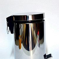 Урна с педалью метало пластик ( 3-5-8-12 литровые ), фото 1