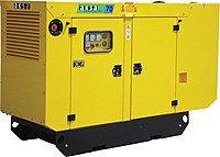Дизельный генератор AKSA APD 145 С, фото 1