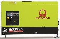 Дизельный генератор pramac gxw 25 w (в кожухе), фото 1