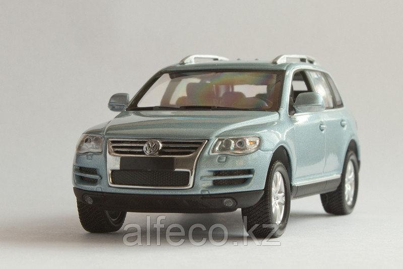 Защита картера Volkswagen Touareg 2002-2010