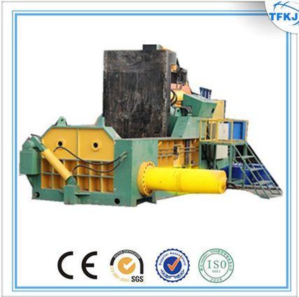 Пресс для пакетирования металлолома Y81F-2500 Plus (TFKJ)
