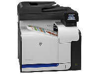 МФУ HP CZ271A Color LaserJet Pro 500 M570dn eMFP (A4) Printer/Scanner/Copier/Fax/ADF, 800 MHz, 30ppm, 256 Mb, tray 100+250 pages,  USB+Ethernet,
