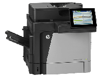 МФУ HP J7X28A LaserJet Ent MFP M630h (A4) Printer/Scanner/Copier/ADF, 1200 dpi , 800 MHz, 57 ppm, 1.5 Gb+320 Gb, trays 100+500 pages, Print+Scan