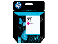 HP  Magenta Ink Cartridge №72 for T1100/T1100/T610, 69 ml.
