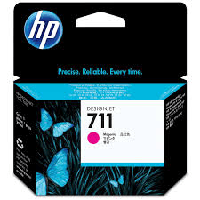 HP CZ131A Magenta Ink Cartridge №711 for Designjet T120/T520 ePrinter, 29 ml.