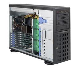Сервер Supermicro CSE- 745TQ-R920/ X10DRi-T4+