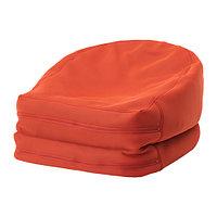 Пуф-мешок д/дома/сада БУССЭН оранжевый ИКЕА, IKEA, фото 1