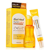 Набор для очищения пор Etude House BLACK HEAD FINAL KIT DOUBLE-UP, 85ml+15ml