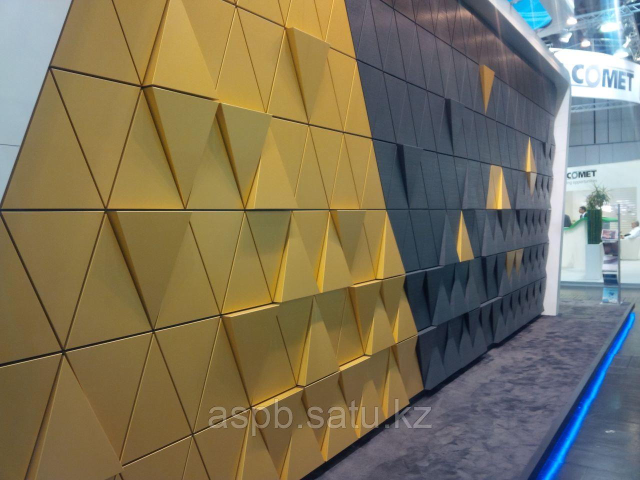 Вентилируемые фасадные системы из металла