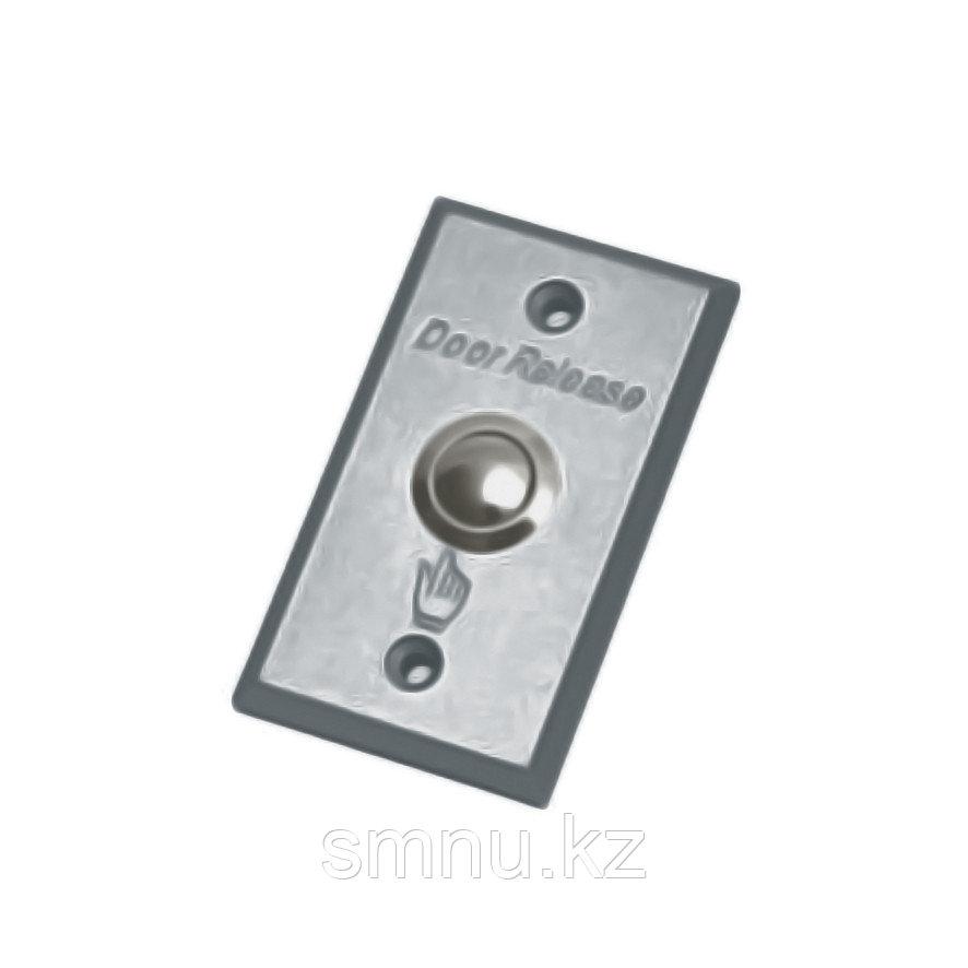 AL305, кнопка выхода врезная (из алюминия)