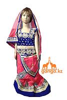 Индийский костюм женский (подростковый размер 32, 34, 36)