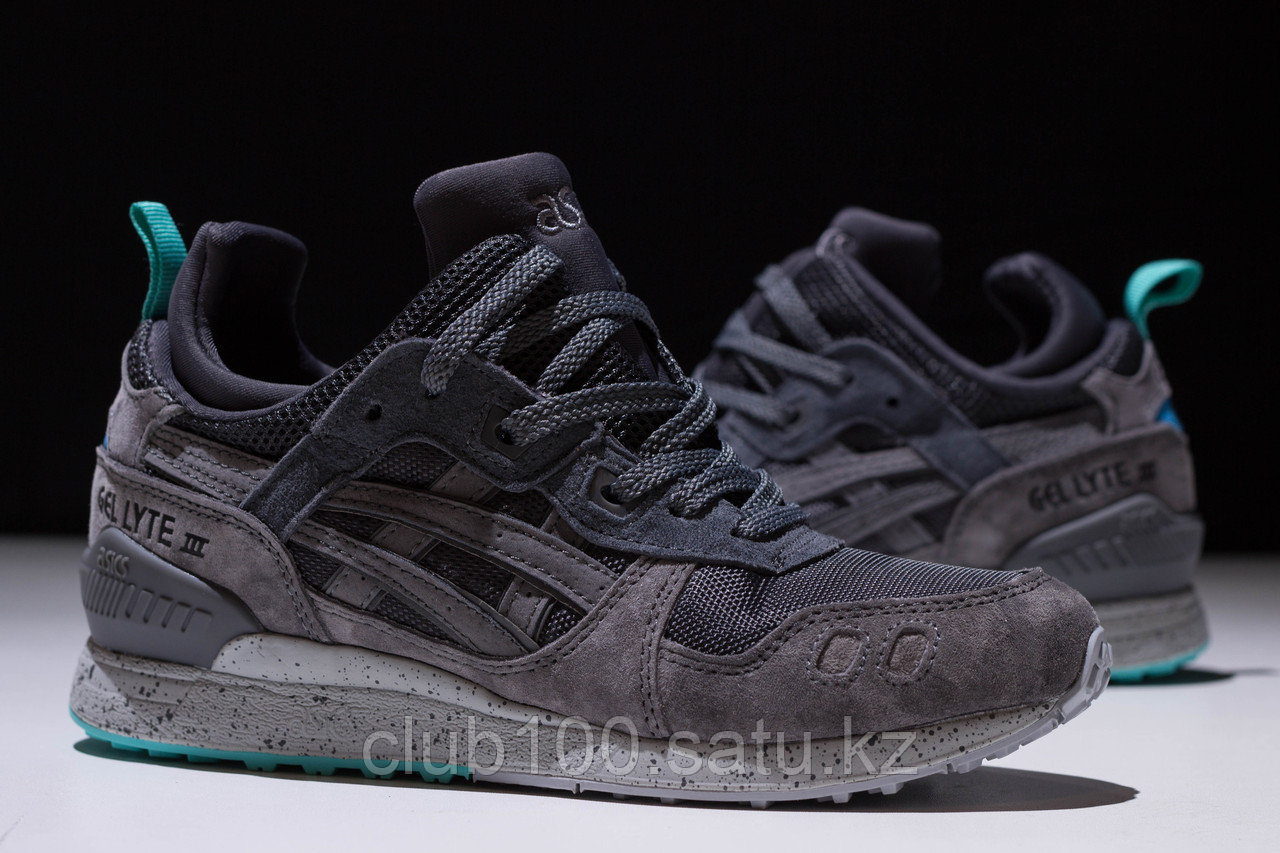 Кроссовки Asics Gel Lyte III Mid Grey Green (Transformers) - Кроссовки  Алматы -SneakerTown 909385cae572b
