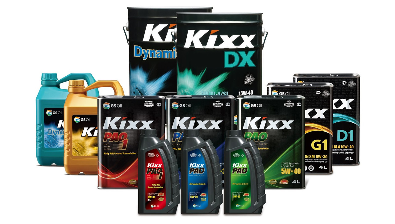 Kixx 10/40 6л
