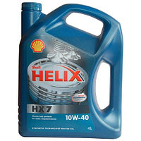 SHELL Helix Plus 5w40 4л