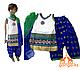 Индийский костюм для девочки (3-5 лет), фото 2