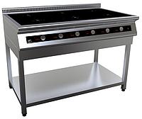 Плита индукционная Kobor 700 на открытой подставке