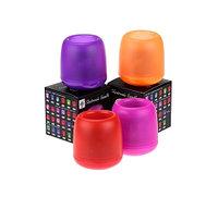 Электронная светодиодная свеча «Задуй меня» с датчиками дистанционного включения (Розы)