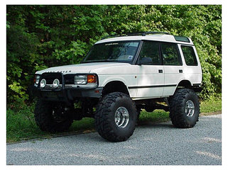 Land Rover Discovery I 89-98