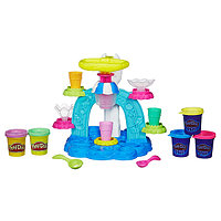 "Игровой набор пластилина ""Фабрика мороженого"" , фото 1"
